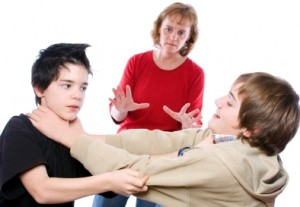 Parent's Guide to Dealing with Sibling Rivalry