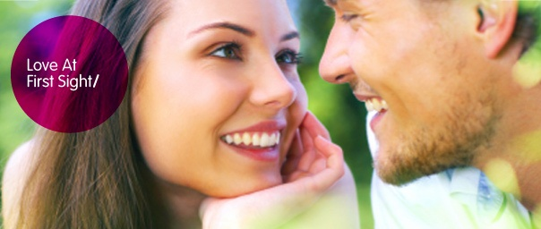 Wooing Women with First Sight Attraction