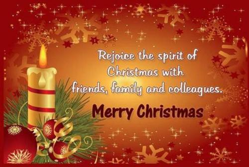 Christmas Messages For Friends.Christmas Messages To Friends And Families