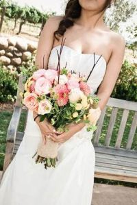 The Beauty of the Wedding Flowers