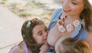 breastfeed in public