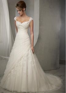 Wedding Dress Styles to Suit your Figure Check them Out (2)