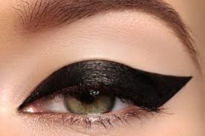 eyeliner application effects