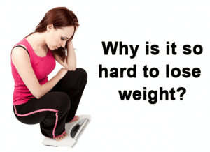 6 Reasons You Find it Difficult to Lose Weight