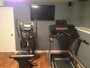 complete home gym
