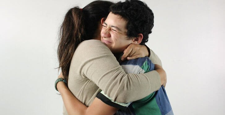 10 types of hugs and what they mean when dating Types of therapy talk to someone funny enough, when you look up hugs on google images as they approach each other.
