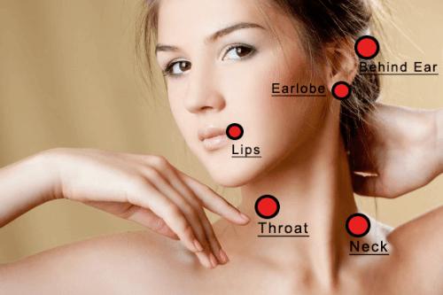 female erogenous zones