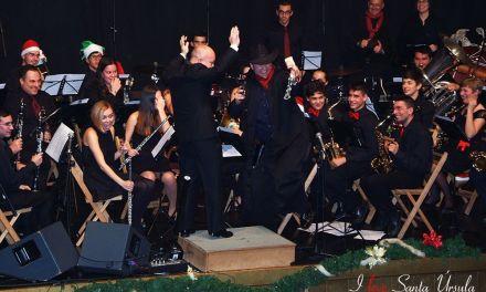 Concierto de Navidad Academia de Música de la A.M.C. Ernesto Beteta