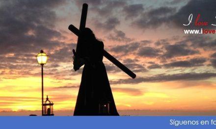 Jesús Nazareno en la Procesión del Encuentro en Santa Úrsula