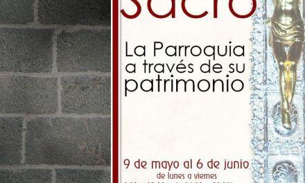 Exposición del patrimonio de la Parroquia de Santa Úrsula