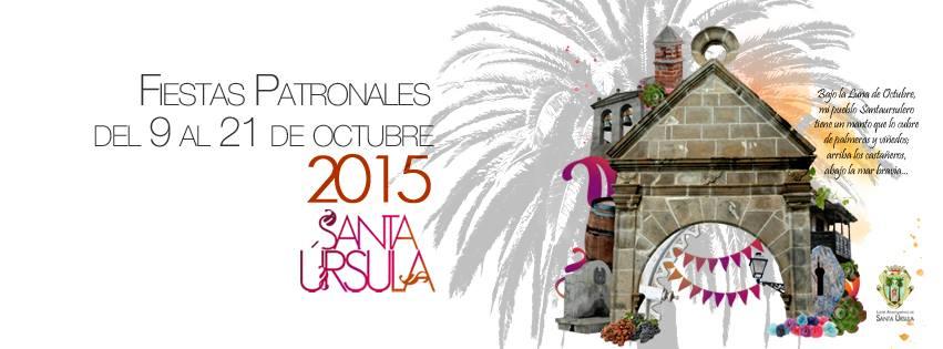 Fiestas Santa Úrsula 2015