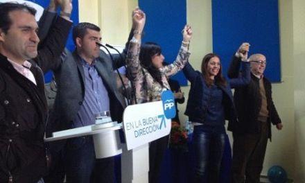 Milagros Pérez León reelegida por unanimidad presidenta del PP de Santa Úrsula