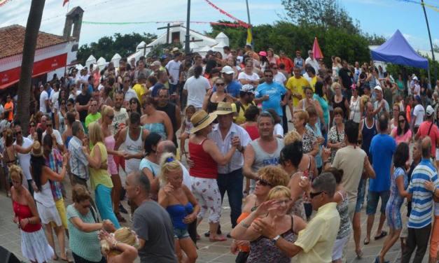 Vuelve las fiestas de San Luis