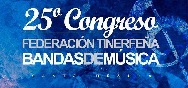 Congreso Federación Banda Música Santa Úrsula