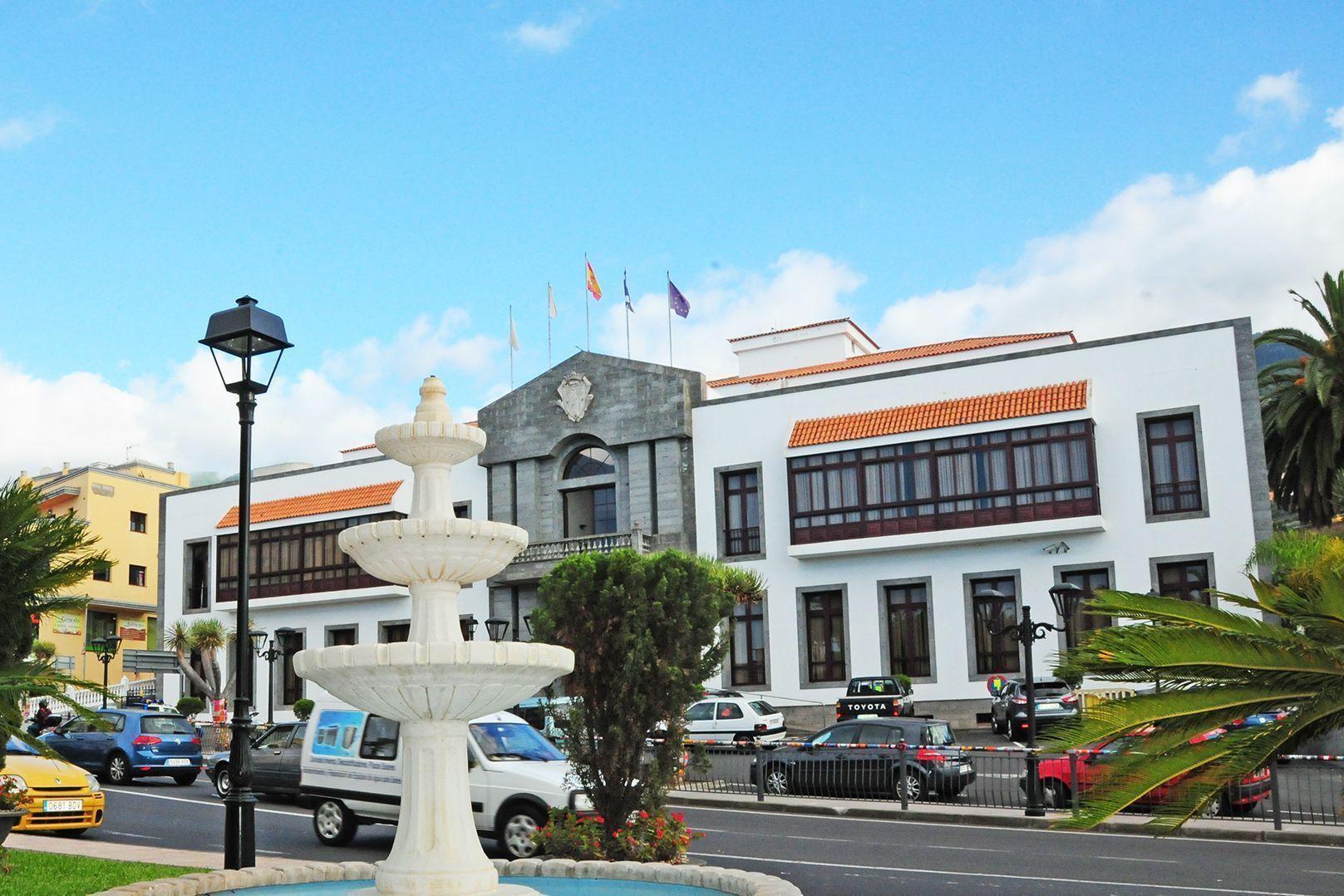 Ayuntamiento Santa úrsula