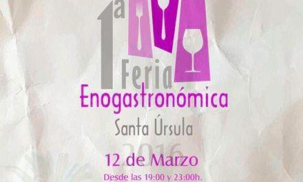 1º Feria Enogastronómica en Santa Úrsula