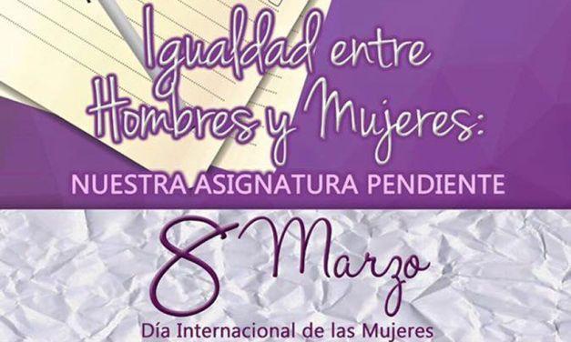 Programa para el Día Internacional de las Mujeres en Santa Úrsula