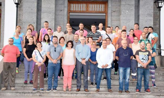 Santa Úrsula invierte 400.000 en Empleo Social