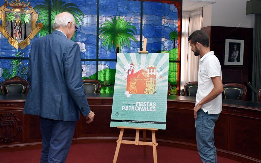 Presentación Cartel de las Fiestas de Santa Úrsula