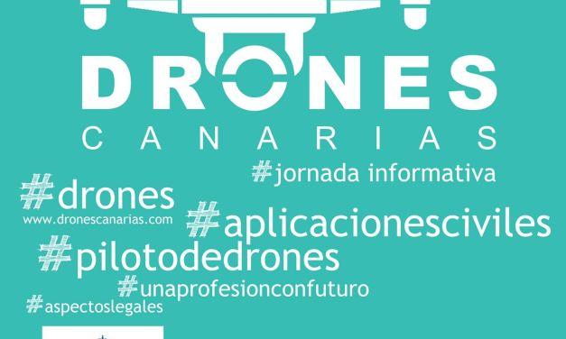 Los Drones aterrizan en Santa Úrsula
