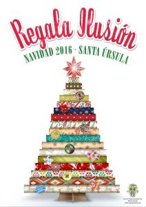 Cartel Navidad Santa Úrsula 2016