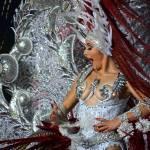 Bésame diseño de Alexis Santana Carnaval 2017