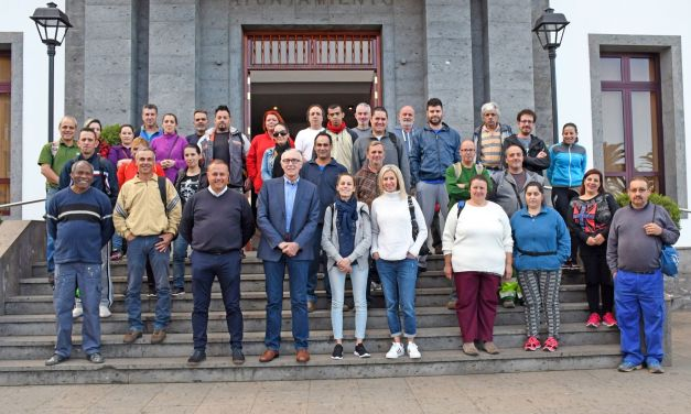 240.000€ para la creación de empleo en Santa Úrsula