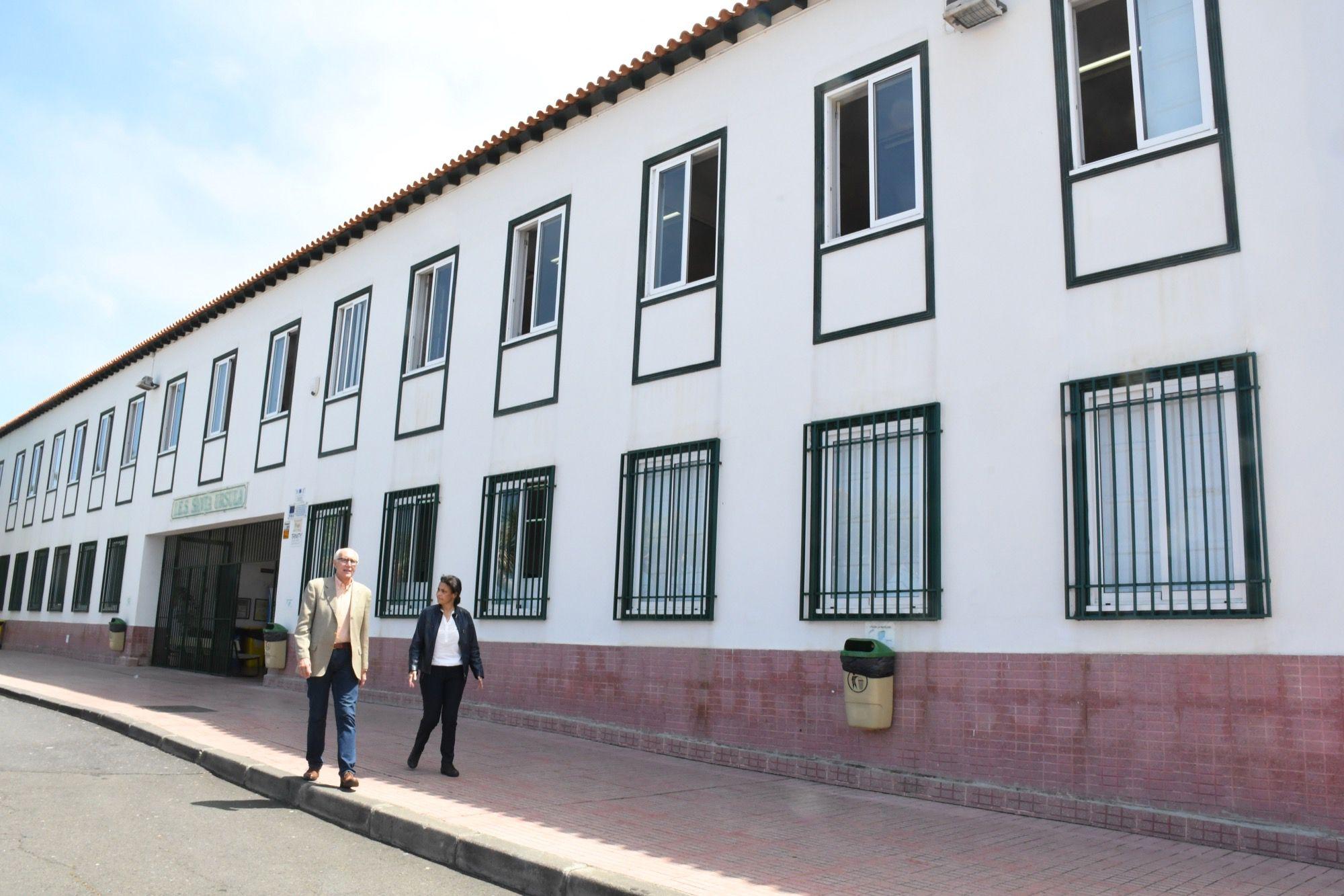 Santa rsula contar con una sede de la escuela oficial de - Escuela oficial de idiomas inca ...