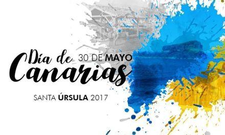 Santa Úrsula despliega una amplia programación para celebrar el Día de Canarias