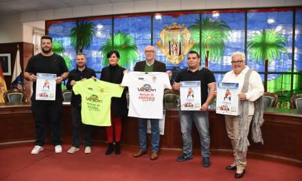 Este sábado PARTIDO BENÉFICO Amigos de Pedro Gutiérrez contra Amigos de Añaterve Abreu