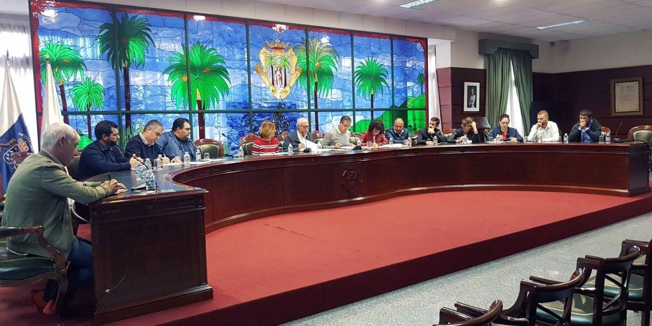 El presupuesto municipal TRIPLICA LAS INVERSIONES con recursos propios y rondan el millón de euros en 2018