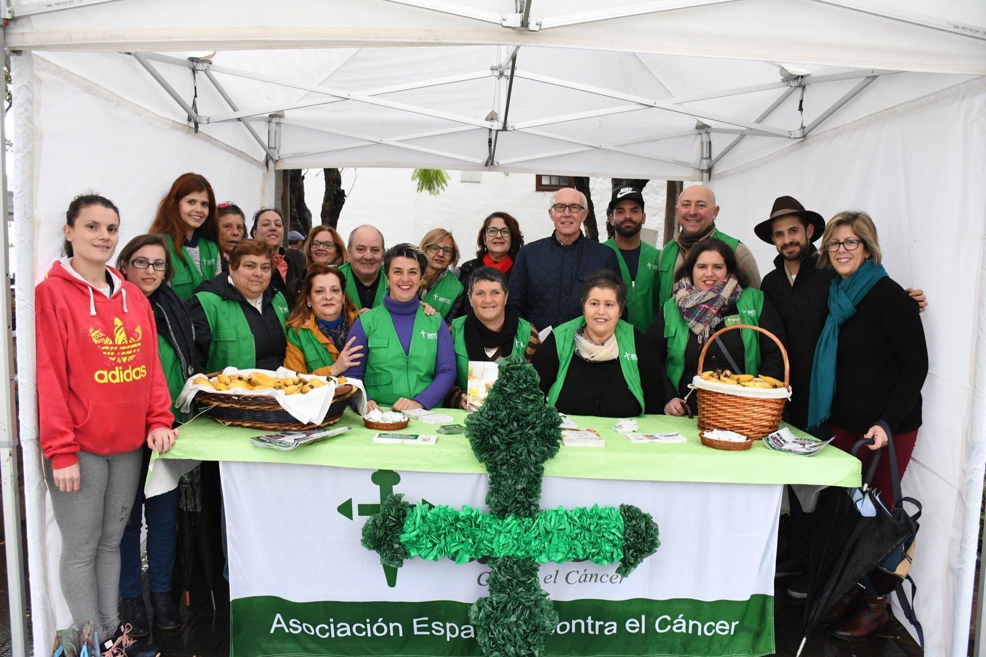 Día Mundial Contra el Cáncer AECC en Tenerife