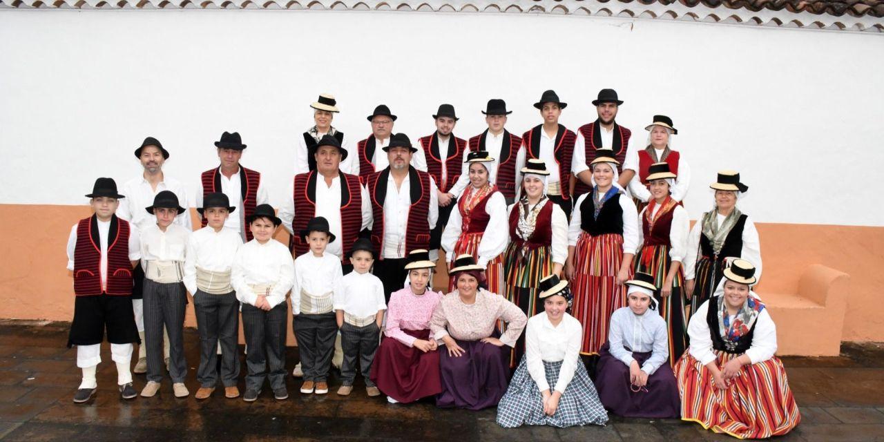 La Agrupación Folclórica 'La Acequia' de Santa Úrsula cumple 25 años