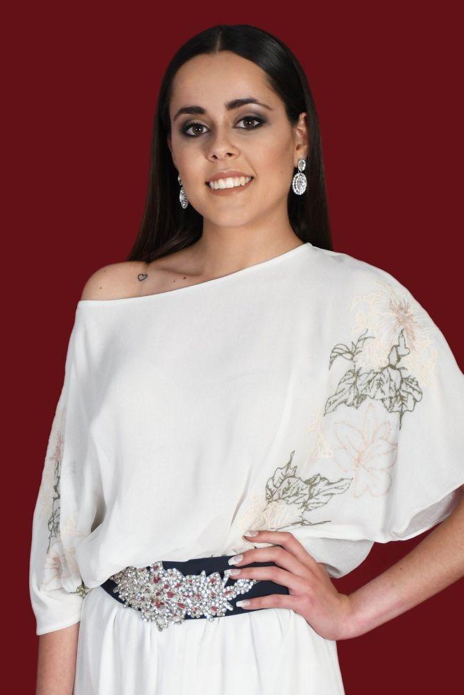 Candidata María Vera González Fiestas San Luis 2018