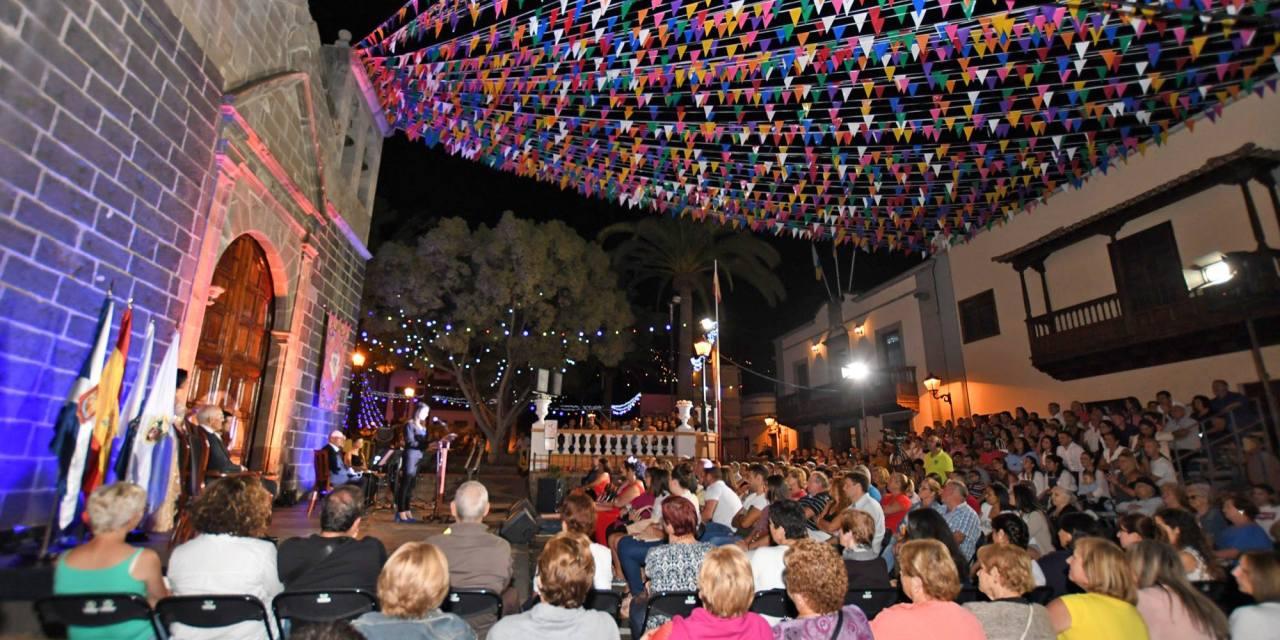Comienzan las Fiestas Patronales en Honor a Santa Úrsula 2018