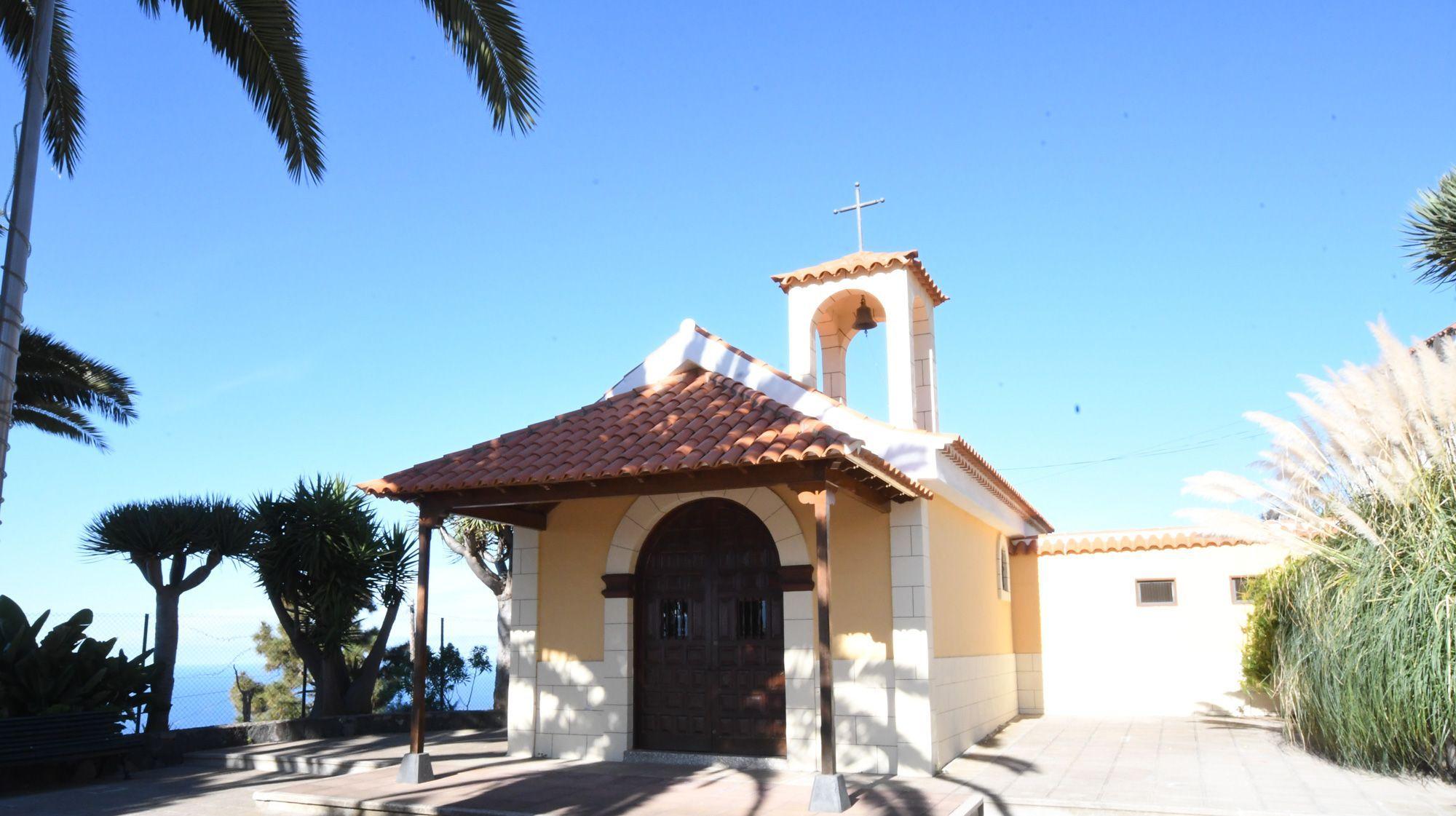 ermita del Santo Hermano Pedro en Tamaide