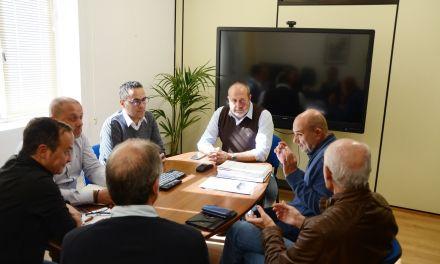 Juan Acosta pide al Cabildo de Tenerife la realización de diferentes proyectos para Santa Úrsula