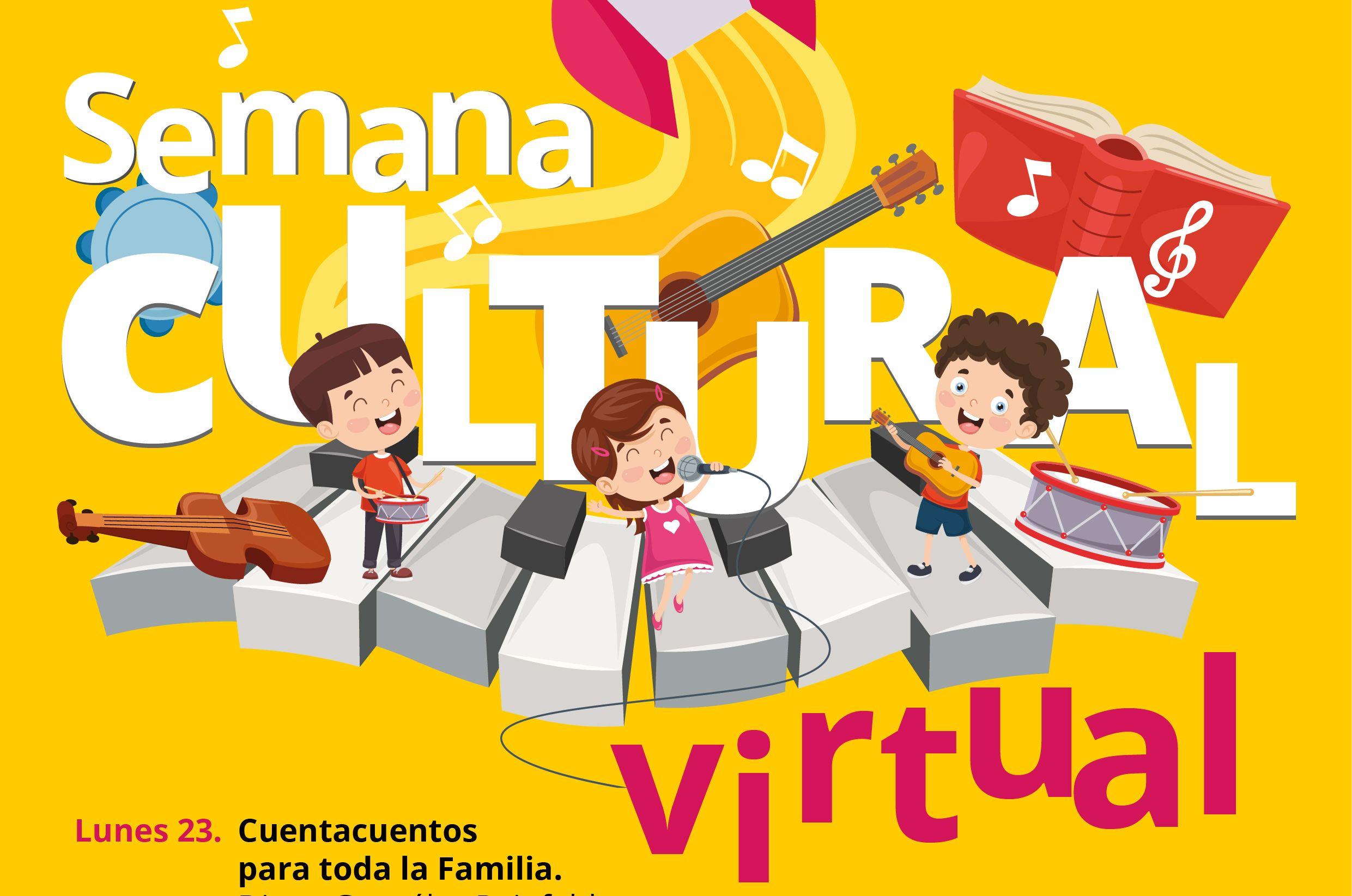 Semana Cultural Virtual Santa Úrsula
