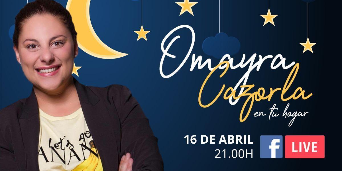 Noche de Humor con Omaira Cazorla