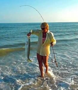 Belinda's snook fish fishing Sanibel