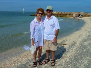 Seashell collectors South Seas Resort Captiva