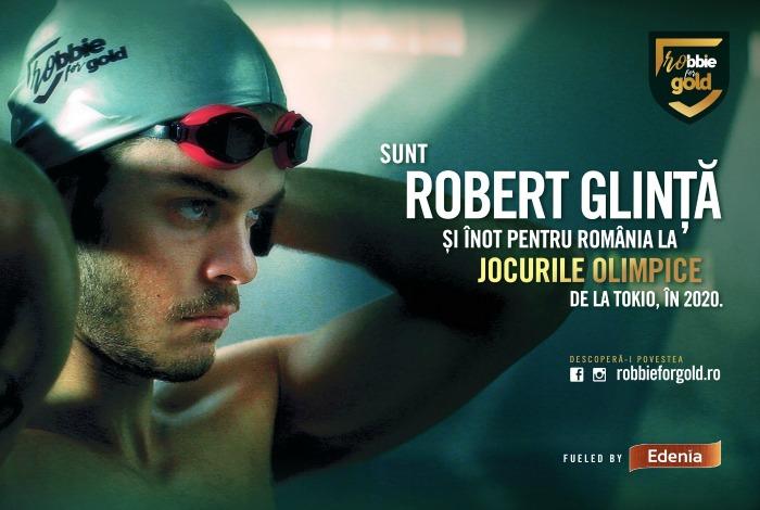 Robert Glinta, Romania, Olimpiada, Romania la Olimpiada 2020