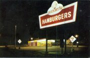 Henrys Drive In St. Joseph Mo  28th and Messanie