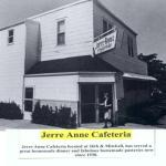 Jerry Anne's Cafeteria 26th and Mitchell St. Joseph Mo Opened in 1930