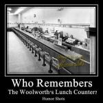 This isnt necessarily the St. Joseph Woolworth's Lunch counter pic but a very similar layout as I recall.