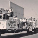 1963 Apple Blossom Parade and Hillyard Technical School – St. Joseph Mo