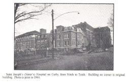 Sister's Hospital St. Joseph Mo