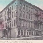 Hotel Metropole  St. Joseph Mo.