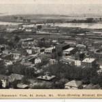 Panoramic View of St. Joseph Mo