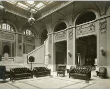 Robidoux Hotel …interior in 1918